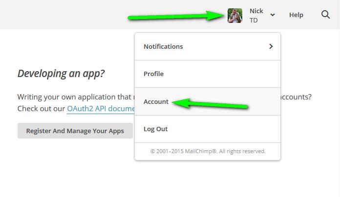 Mailchimp content upgrades pro 1