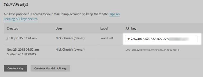 Mailchimp content upgrades pro 3