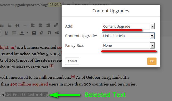 content upgrade link 2