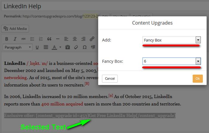 content upgrade link 3